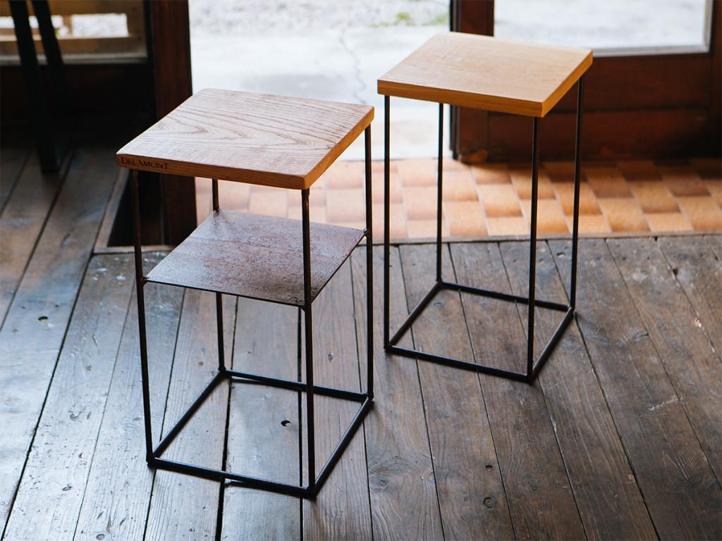 Ripiani In Legno Grezzo : Tavolino legno grezzo