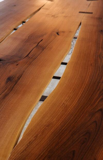 Dettaglio tavolo - Delamont 2