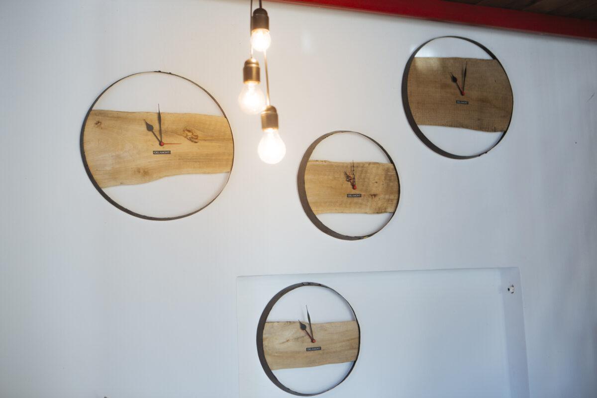 Orologi personalizzati Delamont