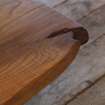 tavolino in olmo delamont 2