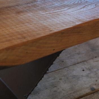 tavolino in olmo delamont 3